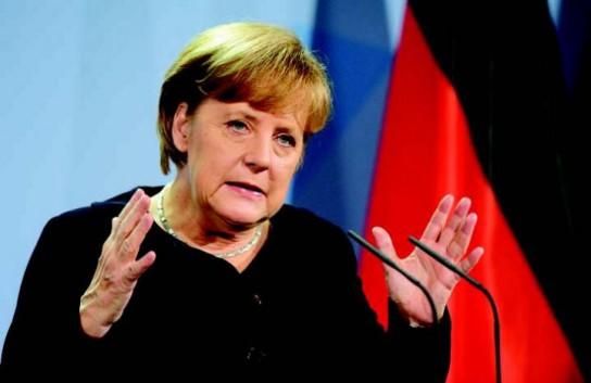 Меркель потребовала от Трампа прекратить заниматься протекционизмом