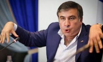 Саакашвили выступает в роли американского кнута для подстегивания Порошенко