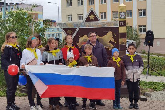 Памятник воинам-пограничникам открыли в Анадыре