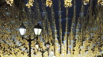 Собянин пригласил москвичей оценить праздничное оформление города