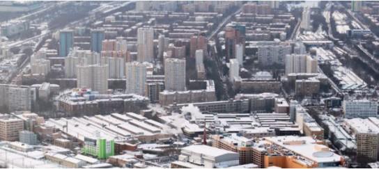 Утвержден список зданий, которые будут сохранены в рамках программы реновации в Москве