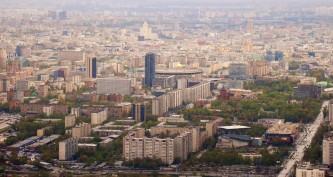 75% жилых домов Москвы подключены к отоплению