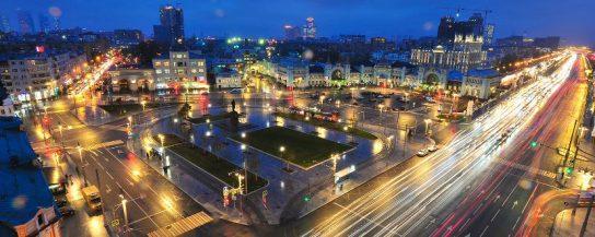 Ночная Москва стала светлее на 40 процентов