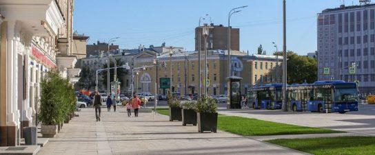 Москва предлагает аренду бизнес-недвижимости по сниженной ставке