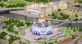 Макет Москвы на ВДНХ посетили около десяти тысяч человек