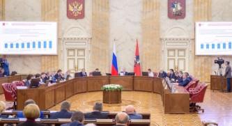Собянин: Рост экономики столицы и доходов москвичей продолжится в следующем году