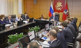Собянин: Новая магистраль свяжет Береговой проезд с улицей Кульнева