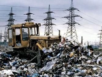 В Подмосковье катастрофическая ситуация с экологией