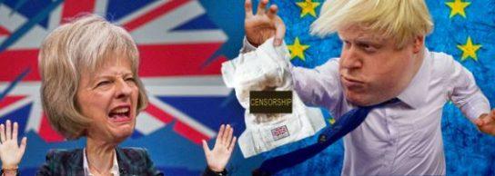 Тереза Мэй и Борис Джонсон опозорили королеву и всю Британию