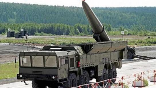 Минобороны провело успешный пуск баллистической ракеты комплекса «Искандер-М»