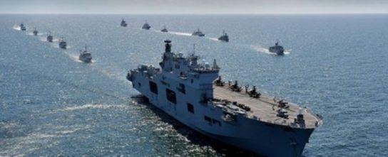 ВМФ НАТО проводит провокационные учения вблизи российских территориальных вод