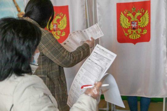 В Анадыре проголосовали более 30% избирателей