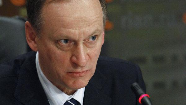 Патрушев зачитал послание Путина участникам сочинского Форума по международной безопасности