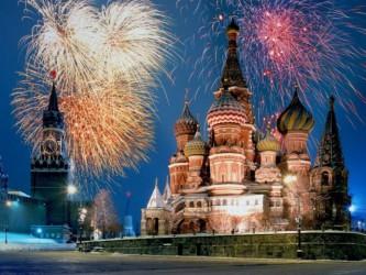 Москва готовится к грандиозному новогоднему салюту