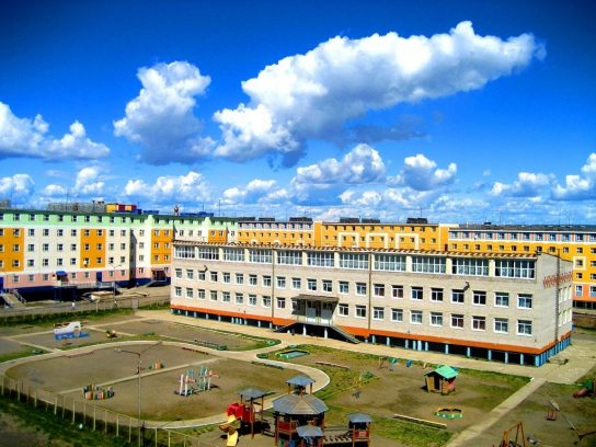 Строительство пяти новых школ на Чукотке одобрено Министерством просвещения России