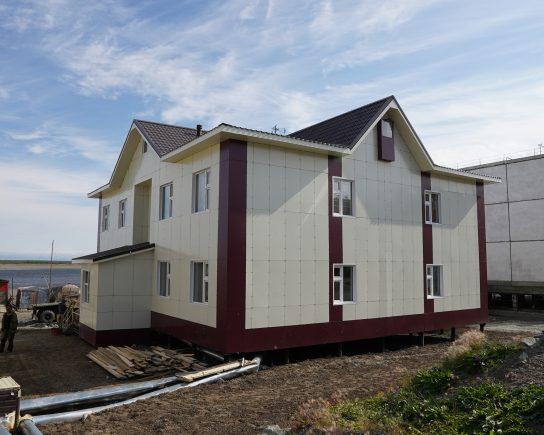 38 семей Чукотки получат новое жильё в этом году