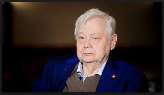 Скончался великий актер и режиссер Олег Табаков