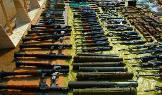 НАТО вооружает террористов списанным советским оружием из Восточной Европы