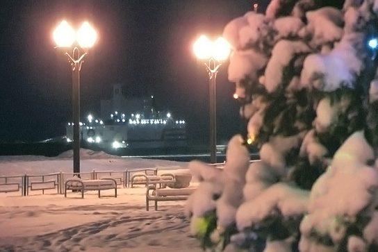 Первая в мире плавучая атомная теплоэлектростанция выдала электроэнергию в сеть Чукотки