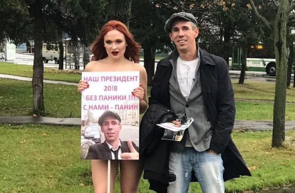 Алексей Панин снял в своем клипе порноактрису