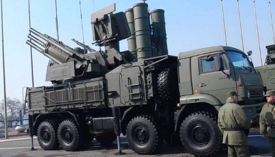 NI: США нечего противопоставить российскому комплексу «Панцирь-С»