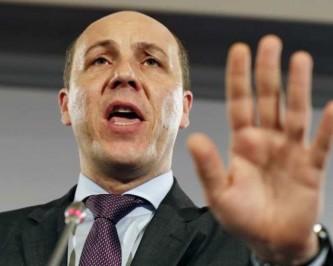 Парубий показал подземелья, по которым украинская хунта будет бежать из Киева
