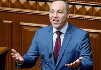 Парубий обещает через пару дней разорвать дипотношения Украины с Россией