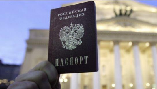 Количество украинцев получивших российское гражданство увеличилось в 7 раз