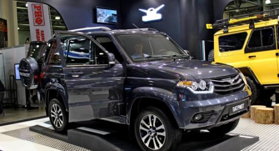 УАЗ запустил новейшую линейку испытательных тестов автомобилей