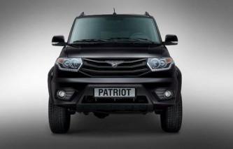 УАЗ анонсировал новое поколение джипа «Патриот»