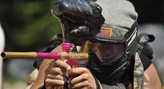 США будут воевать с афганскими террористами новейшими пейнтбольными винтовками