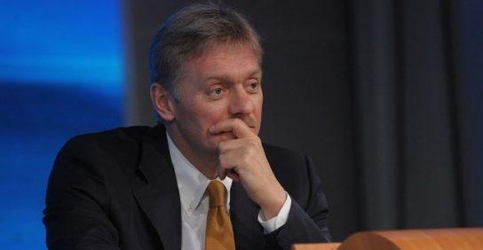 Дмитрий Песков извинился за то, что нарушил правила предвыборной агитации