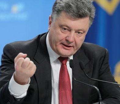 Порошенко нанес «санкционный удар» по политическим партиям России
