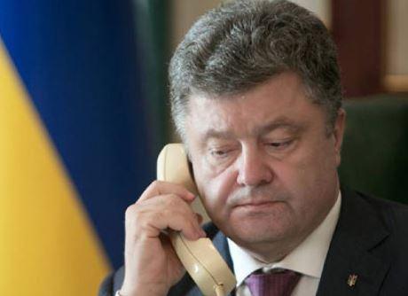 Порошенко дозвонился до Путина, чтобы обсудить Сенцова и ситуацию в Донбассе