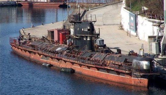 Украина все равно заберет свой военный металлолом из Крыма