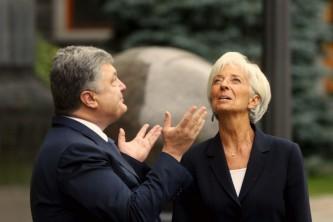 Порошенко ломает перед МВФ «приватизационную комедию»