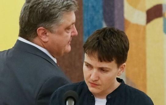 Эксперт рассказал, кому выгоден арест Савченко