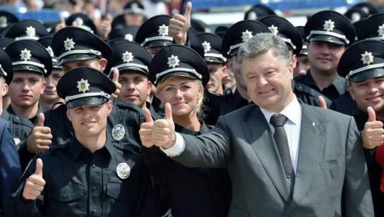 В России прокомментировали начало работы украинской патрульной полиции в Крыму и Севастополе