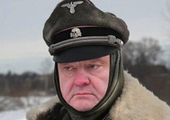 День рождения Гитлера: Вонь распространяется из Украины