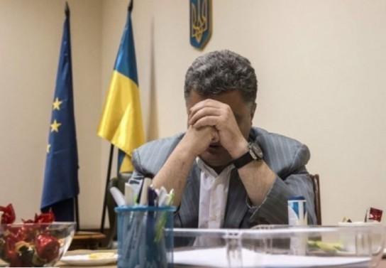 В Австрии обратили внимание на неадекватность Петра Порошенко