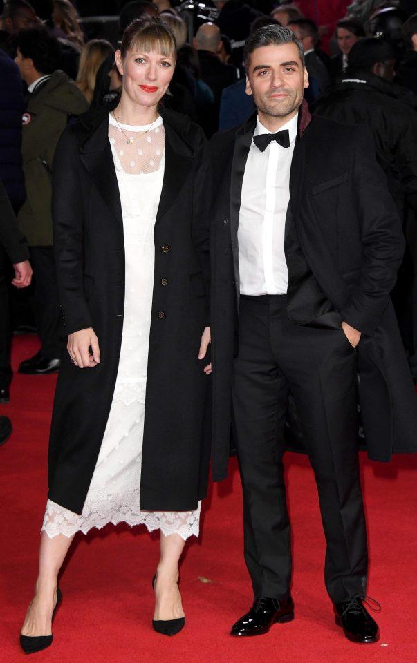 Принцы Уильям и Гарри на премьере «Последнего джедая» (фото)