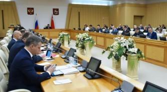 Воробьев сегодня проведет расширенное заседание правительства Московской области