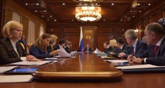 Собянин принял участие в заседании Президиума Совета при Президенте России по стратегическому развитию и приоритетным проектам