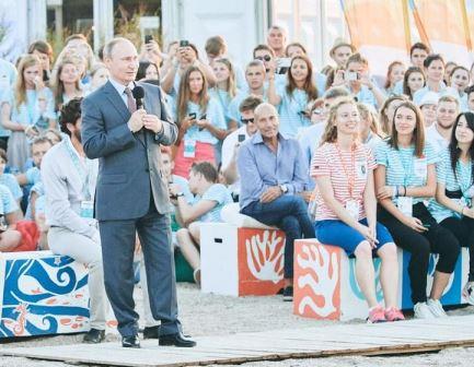 Путин отметит Татьянин день со студентами Казанского университета