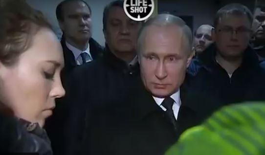 Владимир Путин прокомментировал возможную отставку Амана Тулеева