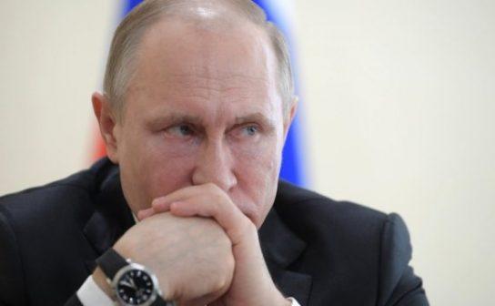 Путин пообещал наказать всех виновных в трагедии в «Зимней вишне»