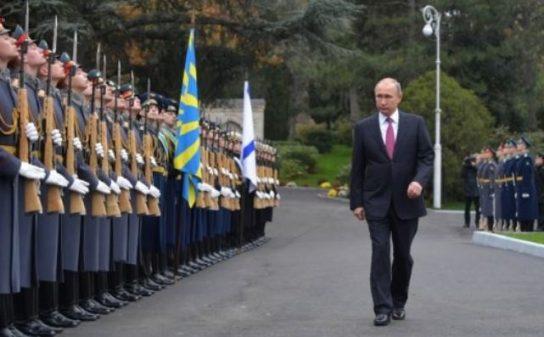В Киеве началась очередная истерика по поводу поездки Путина в Крым