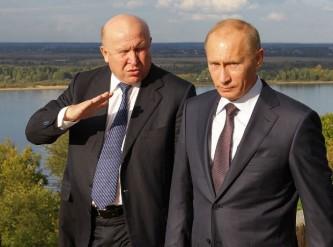 Президент сменил руководство Нижегородской области