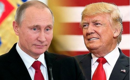 Песков рассказал о содержании разговора Путина с Трампом
