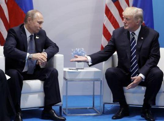Трамп поздравил Путина с убедительной победой на выборах